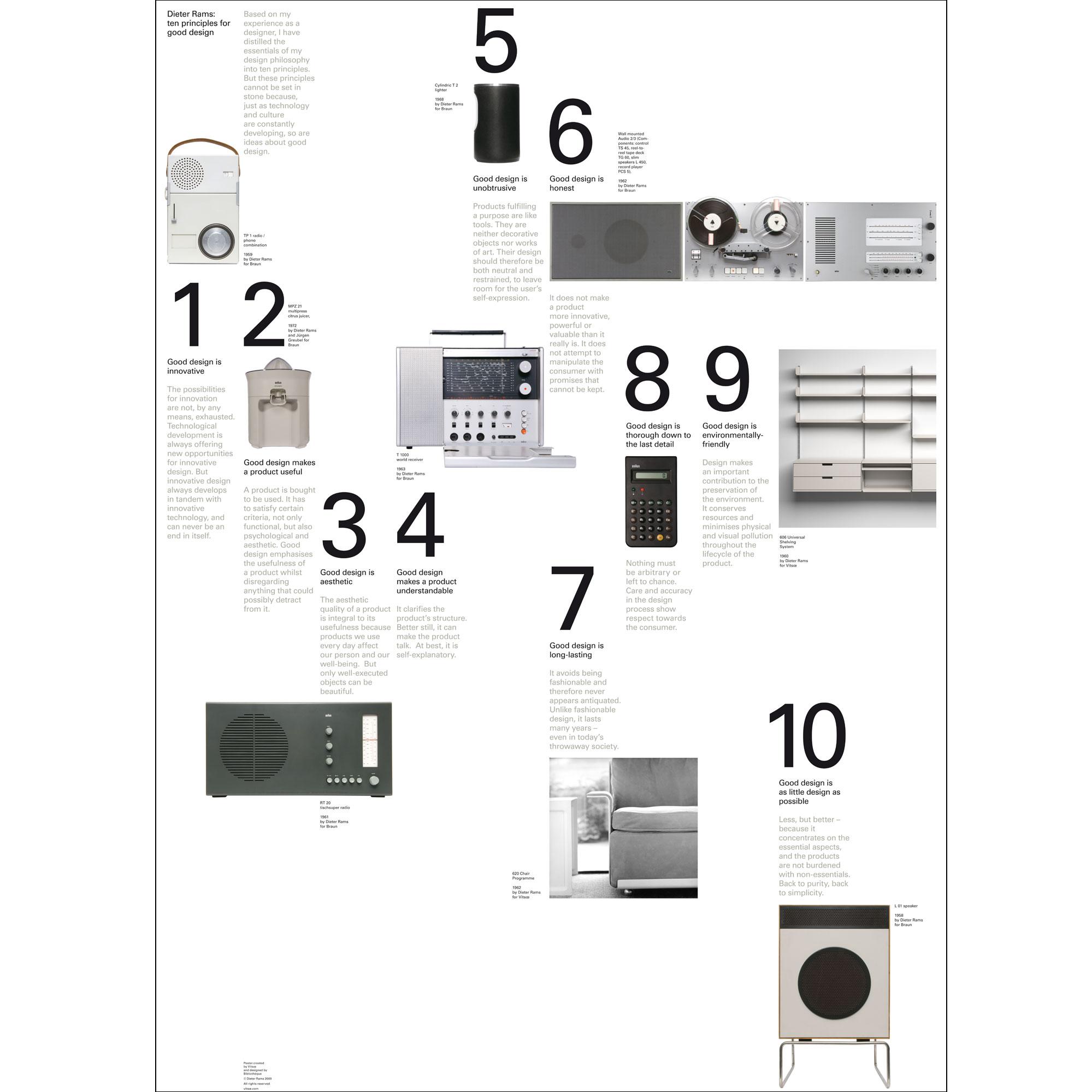 manifestoprayer dieter rams. Black Bedroom Furniture Sets. Home Design Ideas